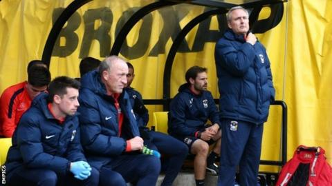Coventry City caretaker manager Mark Venus started with a victory at Port Vale on Saturday before City won again in the EFL Trophy on Tuesday night