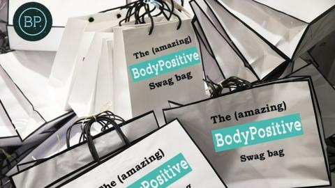 BodyPositive swag bags