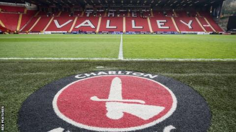 The Valley, home of Charlton Athletic