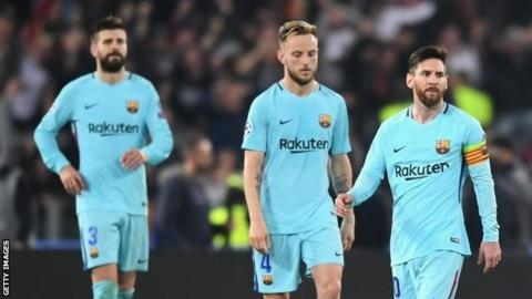 Barca taking no chances with Sevilla after Roma nightmare - Valverde