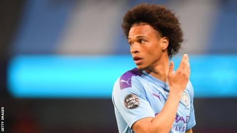 Leroy Sane leaving Manchester City for Bayern Munich