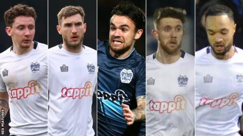 Plymouth Argyle's five summer signings from Bury