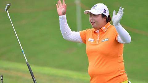 China's Shanshan Feng