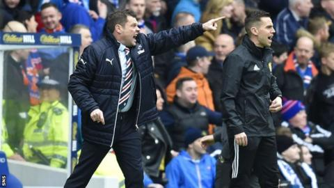 Rangers enforcer thinks he will keep Celtic striker in his pocket