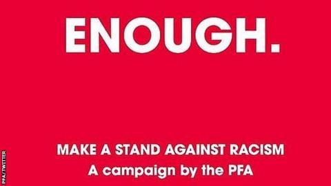 #Enough campaign