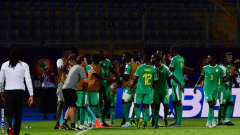 Senegal beat Tunisia to book AFCON final ticket