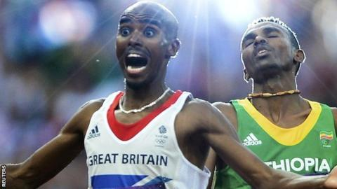 Mo Farah will be chasing another Olympic double in Rio after 10,000m an 5,000m gold in London