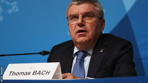 IOC opens 2 days of meeting on eve of Pyeongchang Olympics