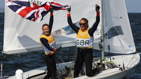 Olympic champion Mills in GB's sailing squad