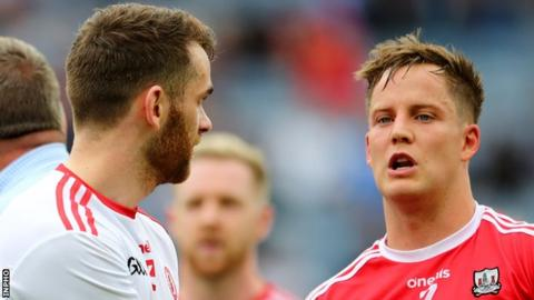 Dr McKenna Cup Final: Tyrone include six of All-Ireland semi-final side for Monaghan decider