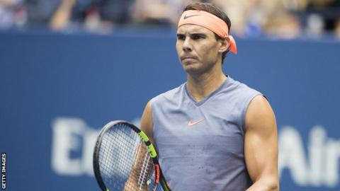 Nadal pulls out of China Open and Shanghai Masters with knee trouble