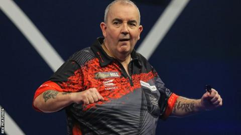 Phil Taylor into final after beating Jamie Lewis