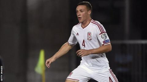 James Chester, Wales