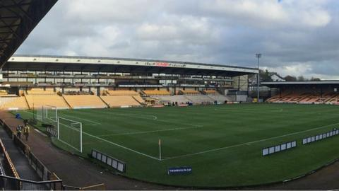 Port Vale have been up for sale since 2016