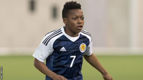 Karamoko Dembele did not feature in Sunday's win over Northern Ireland in Edinburgh
