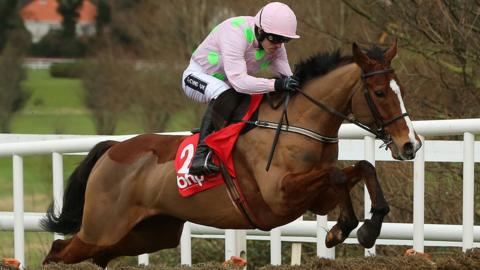 Faugheen, ridden by Ruby Walsh