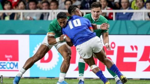 Bundee Aki: Connacht centre poised for return after suspension