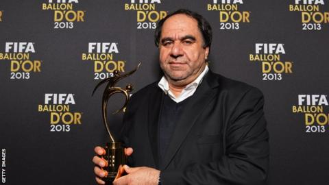 Keramuudin Karim: Fifa finds Afghanistan Football Federation president 'guilty' of sexual abuse claims
