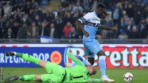 Lazio vs. AS Roma - Football Match Report