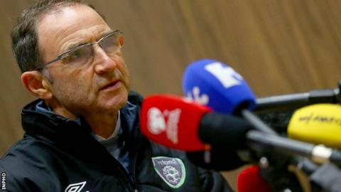 Republic of Ireland manager Martin O'Neill is optimistic about his team reaching the Euro 2016 finals