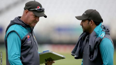 Pakistan dump coach Arthur after World Cup flop
