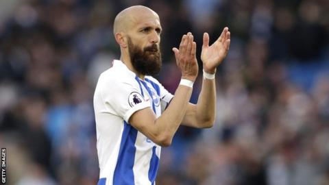 BRIGHTON VS MAN CITY: Guardiola shuns Liverpool's final day clash