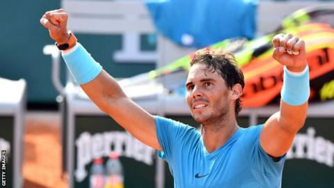 French Open 2018: Nadal defeats Thiem to win 11th title