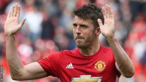 Michael Carrick: Success is coming at Manchester United