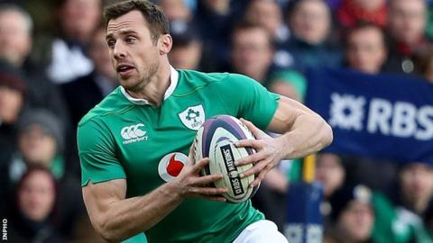 Tommy Bowe set to call time on playing career