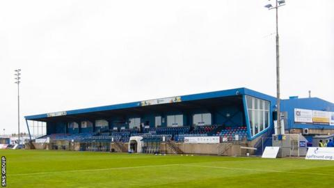 "Peterhead boss McInally says football without fans is ""meaningless"""