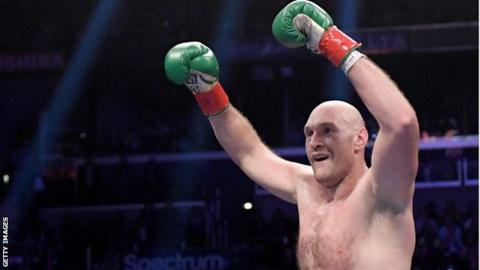 Tyson Fury and Dillian Whyte insist all-British heavyweight fight is on