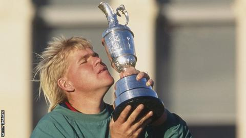 John Daly wins Open