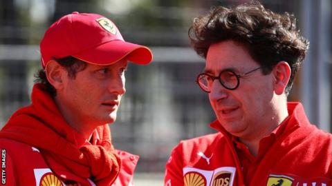 Vettel, Leclerc boost as Ferrari bring new engine for Barcelona