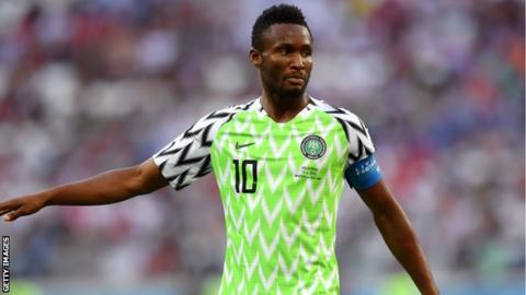 check out 33624 fde22 Africa Cup Of Nations: Nigeria captain Mikel Obi confirms ...