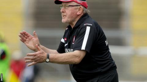 Cargin manager John Brennan claims one of his players was bitten