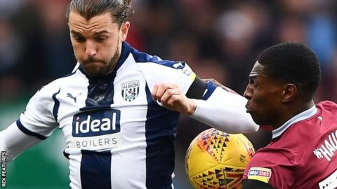Baggies pay the penalty as Aston Villa edge first leg