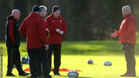 Wales coaches