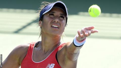 Rebecca Peterson beats Heather Watson and rain to win title — WTA Tianjin