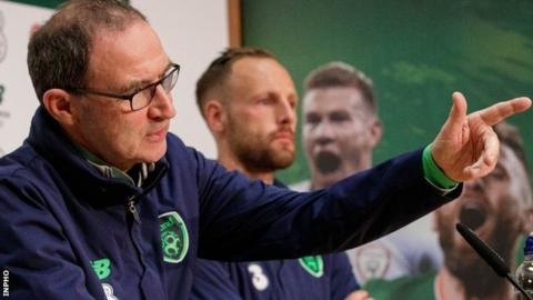Keith Andrews: Players need reassurance from Martin O'Neill