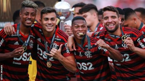 Real Madrid sign 18-year-old Brazilian Reinier Jesus for £26m