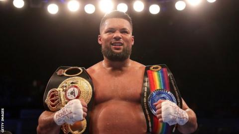 Joe Joyce will fight Alexander Ustinov on May 18