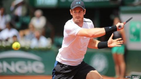 Andy Murray Will 'Definitely Play' French Open if it Goes Ahead