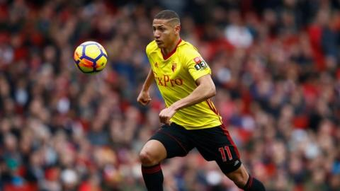 Everton set to complete £50m Richarlison transfer