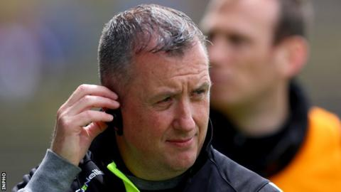 Niall Carew resigned as Sligo manager after three years at the helm