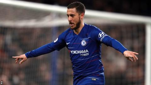 Klopp discusses how he wants Liverpool to 'deny' Eden Hazard