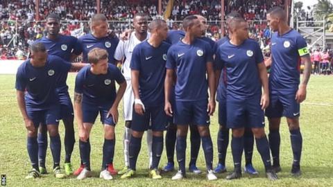 Reunion Island team