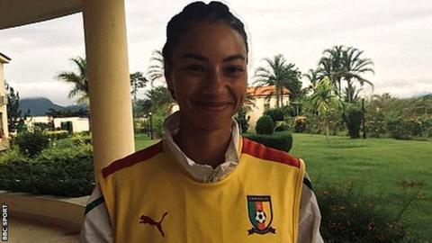 2019 Women's World Cup: Estelle Johnson eyes Cameroon success