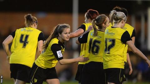 Watford Ladies