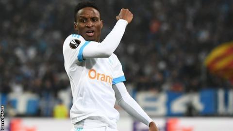 Marseille defender Bouna Sarr