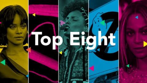 Rihanna, Alicia Keys, Beyonce, Ghostbusters